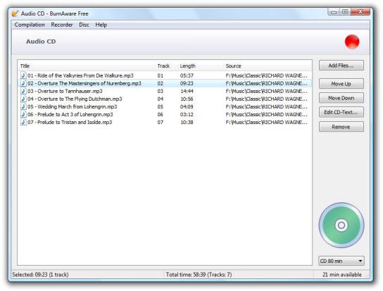 BurnAware - The Best Free Nero CD/DVD Burner Alternative