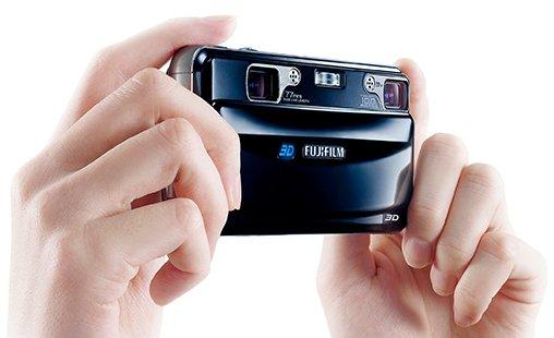 Fujifilm 3D Digital Camera
