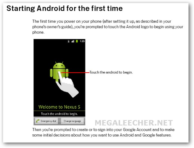Android 2.3 PDF