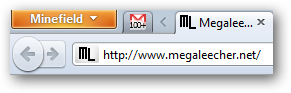 gmail favicon with message count