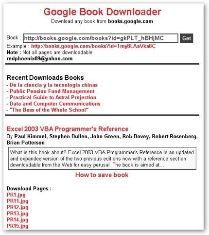 free google book downloader megaleecher net