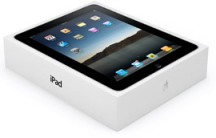 Apple iPad Box