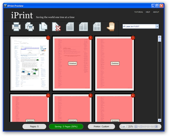 iPrint Ink Saver