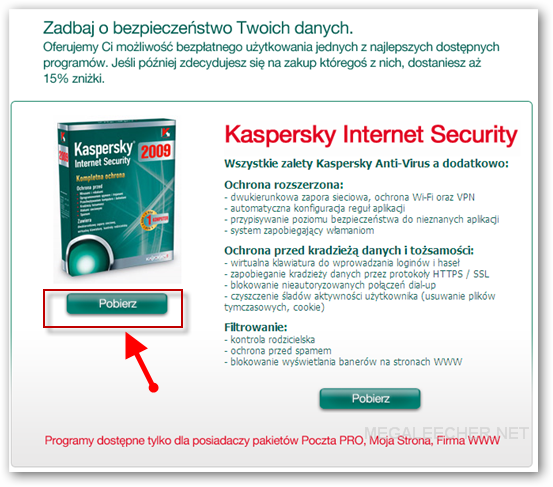 Kaspersky 2010 Activation Step 6