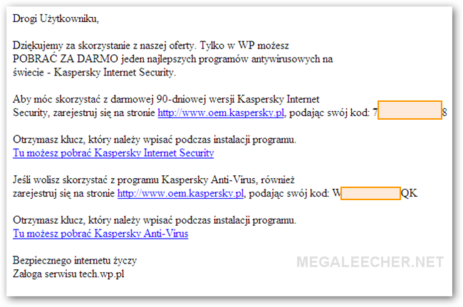 Kaspersky 2010 Activation Step 8