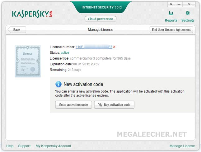 Kaspersky Computer Security 2012
