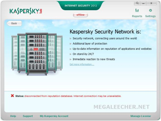 Kaspersky Security Network 2012
