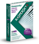 Kaspersky Internet Security 2012 Boxshot
