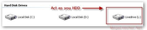 Free Web Disk