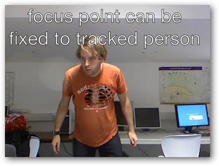 Microsoft Kinect Hack