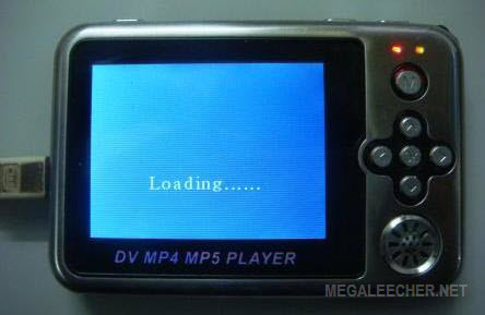 MP4 Player Firmware Corruption