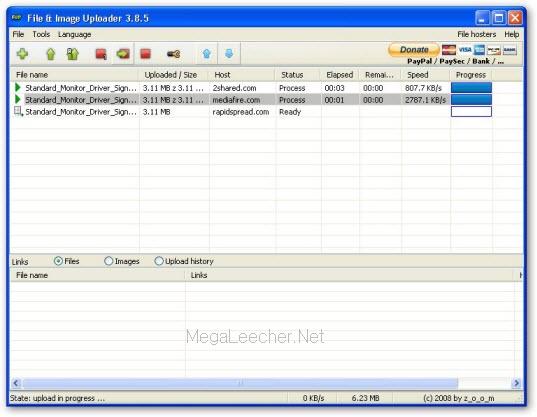 z_o_o_m's File & Image Uploader