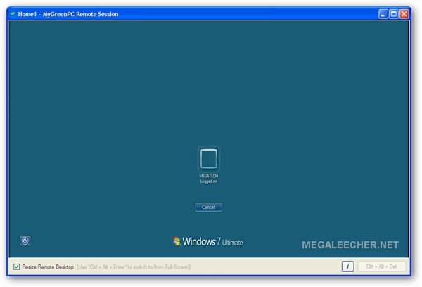 Remote Desktop In Action