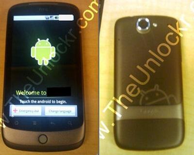 Nexus One - The Google Phone Picture