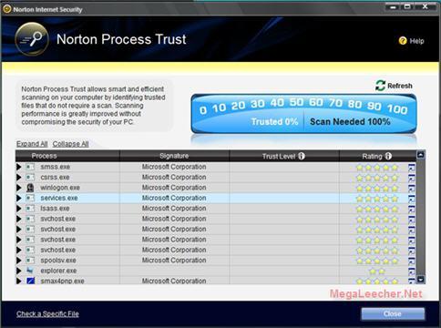 NAV Process Trust