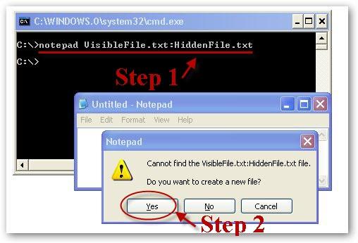 Windows Vista Notepad Pranks - Enlifertimul