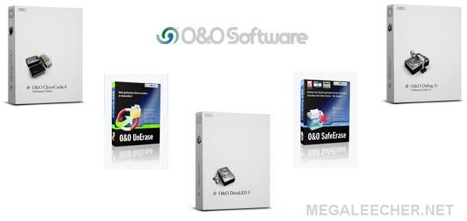 O&O Software Registration