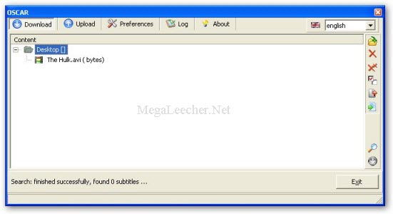 Free Tools For Automatic Subtitle Downloading | Megaleecher Net