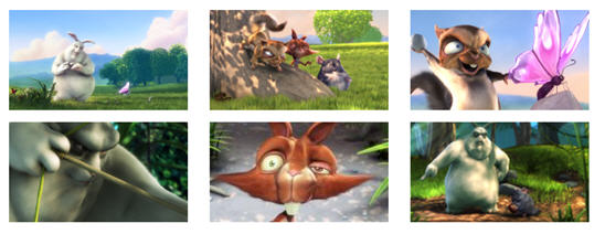 Big Buck Bunny : Free Download, Borrow, and Streaming ...