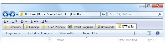 QtTabbar On Windows 7