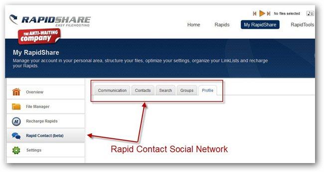 Rapid Social Network