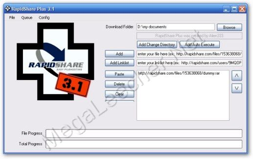 Rapidshare Plus Automated Downloading