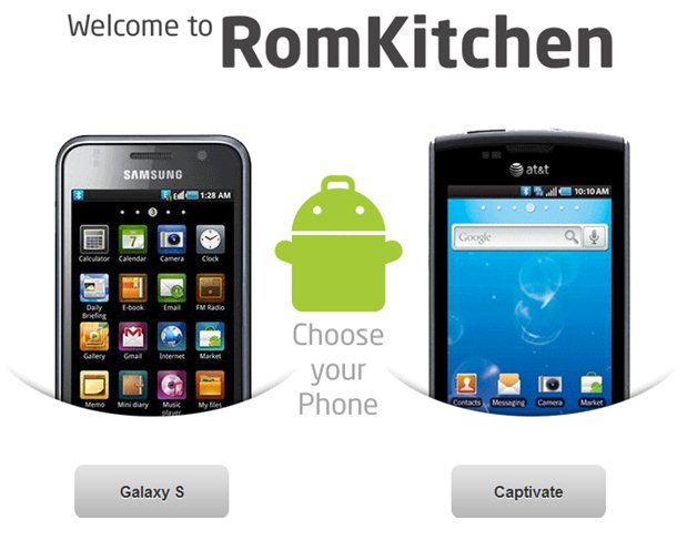 Android ROM Kitchen