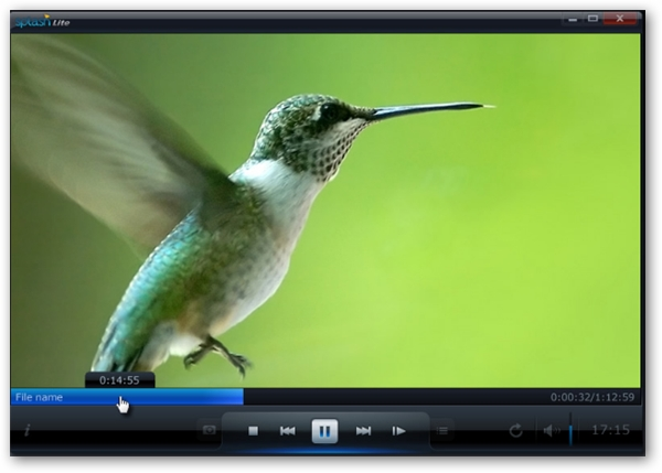 Splash Smooth HD Video Player For PC