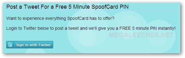 Free SpoofCard Trial Minutes