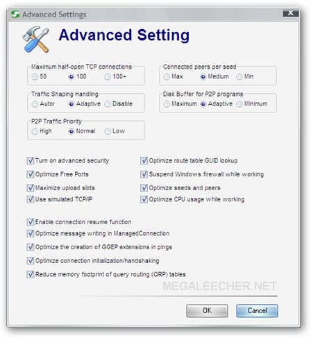 Advanced Torrent Tweaking