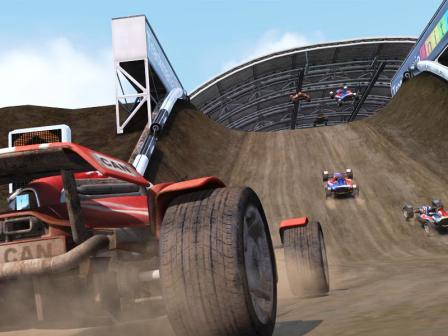Trackmania Screenshot 1