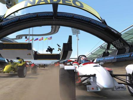 Trackmania Screenshot 3