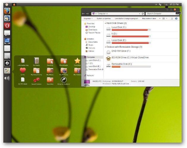 compaq logon screen. boot screen, login screen,