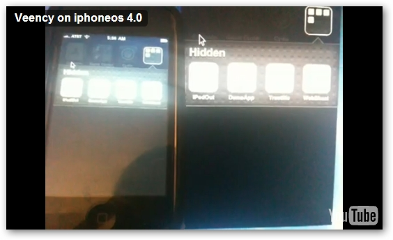 iPhone OS 4.0 Jailbroken Successfully