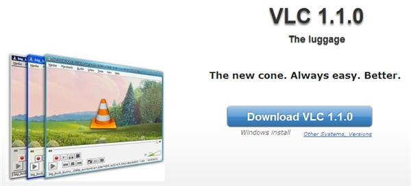 VLC Media Player v 1.1 Update