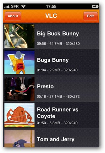 VLC For Apple Devices