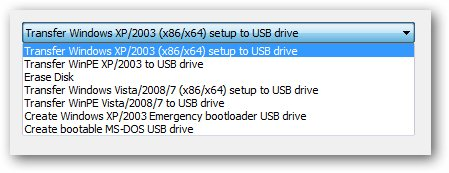 how to make a bootable usb disk and install windows xp
