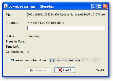Download W7 SP1