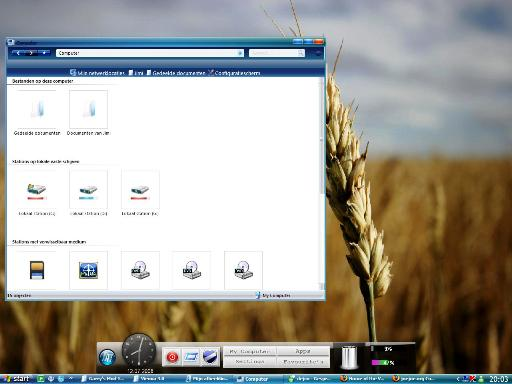 Windows 7 Vienna Transformation Pack