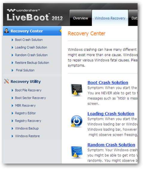 classic style dirt cheap a few days away Free Serial Keys And Review For Wondershare Live Boot 2012 ...