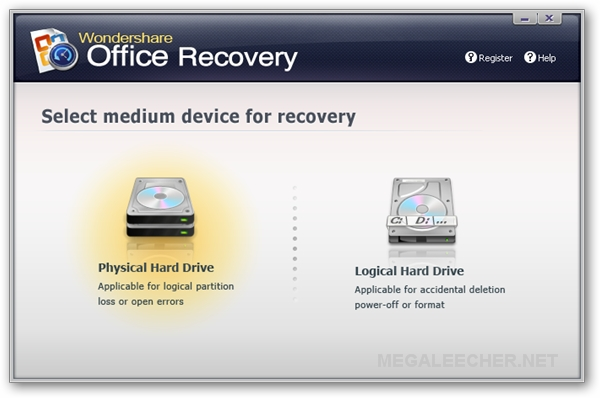 Free Offcie File Recovery Utility