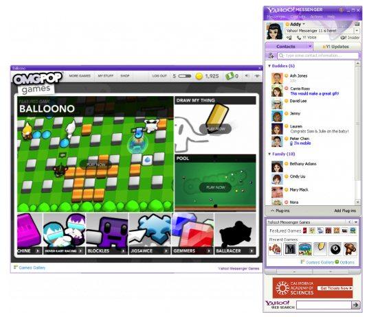 Yahoo Instant Messenger 11